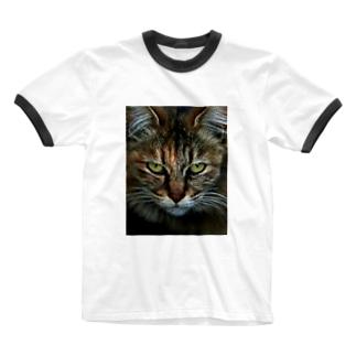 CAT Ringer T-shirts