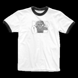 玉城きらのかわいいは正義ちゃん Ringer T-shirts