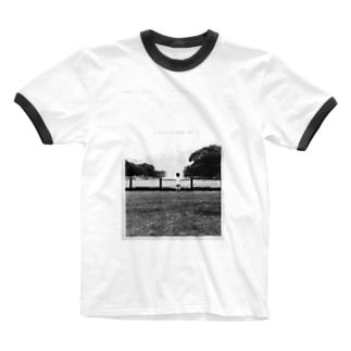 夢見る子供。 Ringer T-shirts