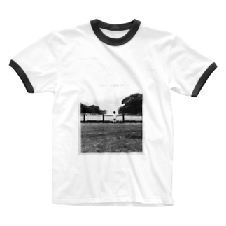 wood3westの夢見る子供。 Ringer T-shirts