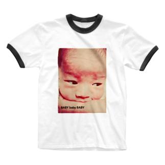 BABY Ringer T-shirts