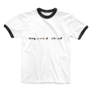 TReC  Industrialのimperial stout Ringer T-shirts