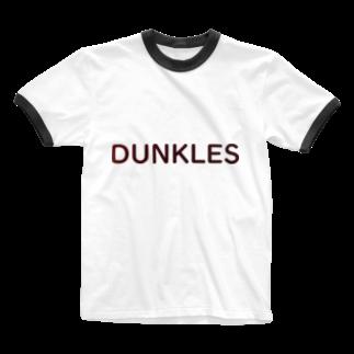TReC  IndustrialのDUNKLES Ringer T-shirts