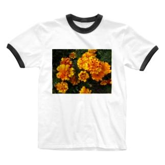 ソフトフォーカス Ringer T-shirts