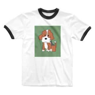 beagle Ringer T-shirts