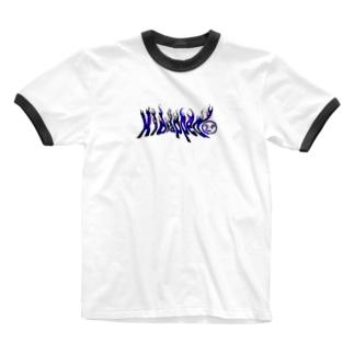 誘拐されちった😢Tシャツ Ringer T-shirts