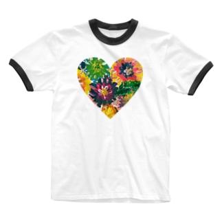 ❤︎ Ringer T-shirts