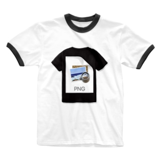 透過リンガーT Ringer T-shirts