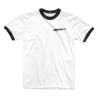 コエンタイム10[刷色:黒] Ringer T-shirts