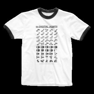 きぞはる62のテスト Ringer T-shirts