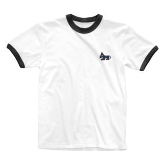 NEZILEZURE-ケルベロス- Ringer T-shirts