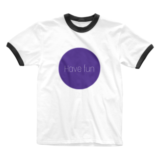 モエチャムのhave fun T Ringer T-shirts