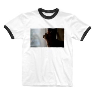 ビー玉 Ringer T-shirts