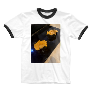 mのUNI Ringer T-shirts