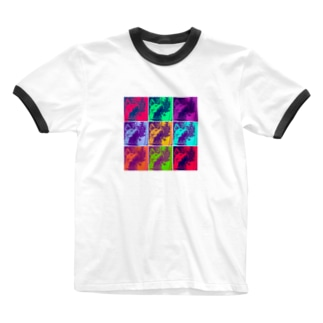 SAIGO-KEN Ringer T-shirts