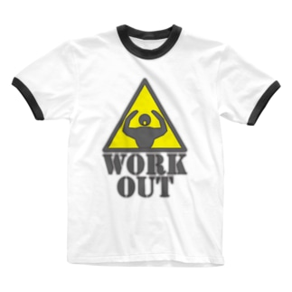 Workout Ringer T-shirts