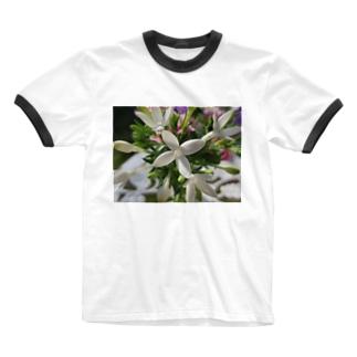 幸福な知らせ・・・ Ringer T-shirts