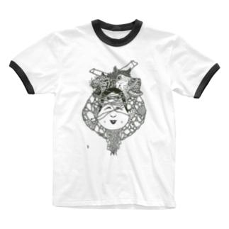 心的外傷 Ringer T-shirts