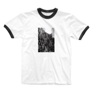 アニミズム Ringer T-shirts