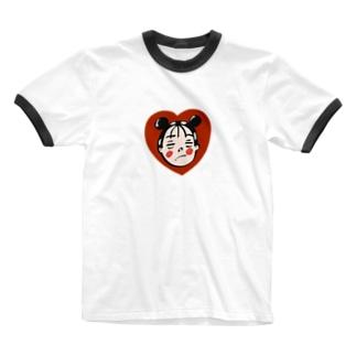 っk Ringer T-shirts