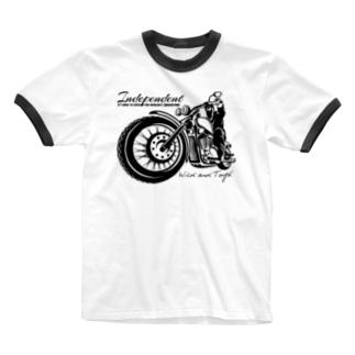 INDEPENDENT Ringer T-shirts