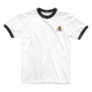 めだまやきおじさん Ringer T-shirts