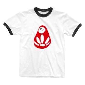 おっのコンボ Ringer T-shirts