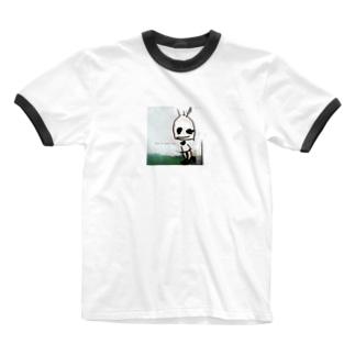 This is that I am. ありのままに生きる。 Ringer T-shirts