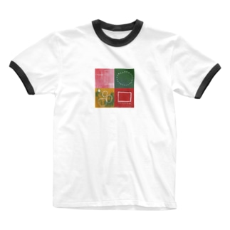 4 Ringer T-shirts