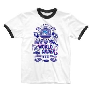 Mew WorldOrder Ringer T-shirts
