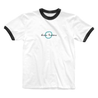 dios lumo Tシャツ Ringer T-shirts