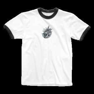 伊藤紗代のパーボーイ Ringer T-shirts