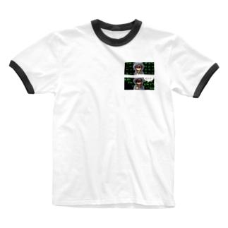 秘密鍵暗号方式ズ Ringer T-shirts
