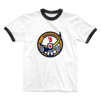 パ紋No.3415 watanavi  Ringer T-shirts