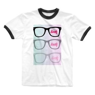 サングラス🕶 Ringer T-shirts
