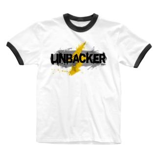 LINEBACKER Wallart Ringer T-shirts