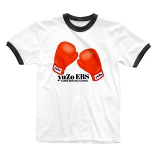 yuZo EBS🥊 Ringer T-shirts