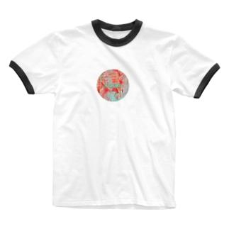 NEON×生肉② Ringer T-shirts