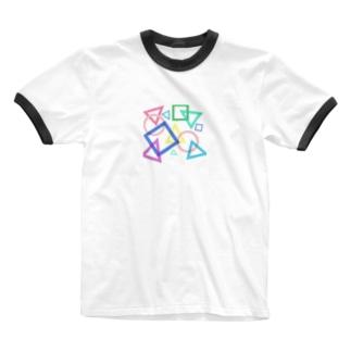 mixmix Ringer T-shirts