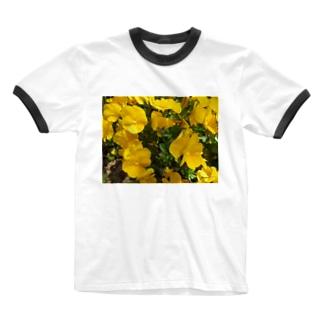 Dreamscapeの輝いているあなたへ・・・ Ringer T-shirts