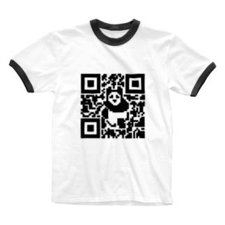 PNDコード Ringer T-shirts