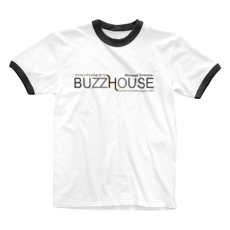 BUZZ HOUSE 2nd Ringer T-shirts
