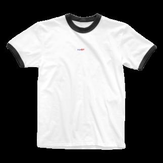 ishii_kunのlet's go! Ringer T-shirts