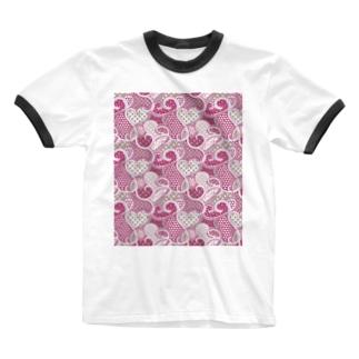 No.012 Ringer T-shirts