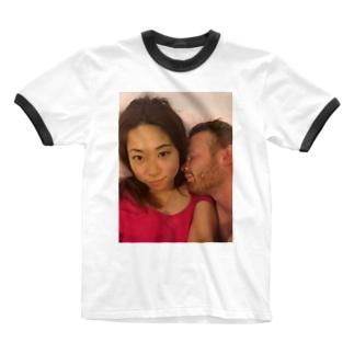 アンソニーくん Ringer T-shirts