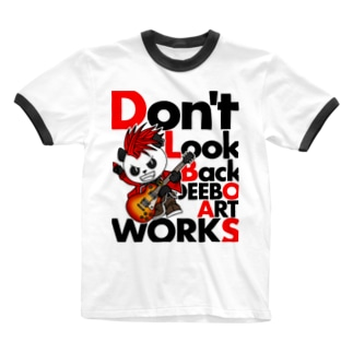 Don't Look Back Ringer T-shirts