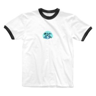 人生クソゲーちゃん Ringer T-shirts