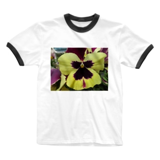 このままで元気いっぱい!! Ringer T-shirts