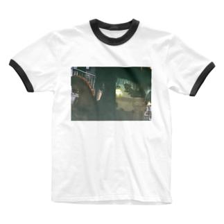 まやかし~おもちゃカメラ~ Ringer T-shirts