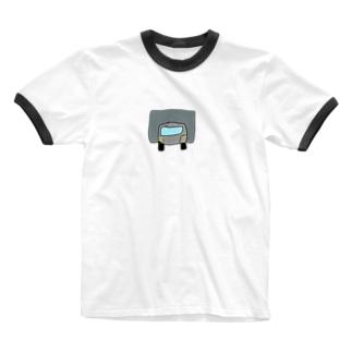 トラック Ringer T-shirts